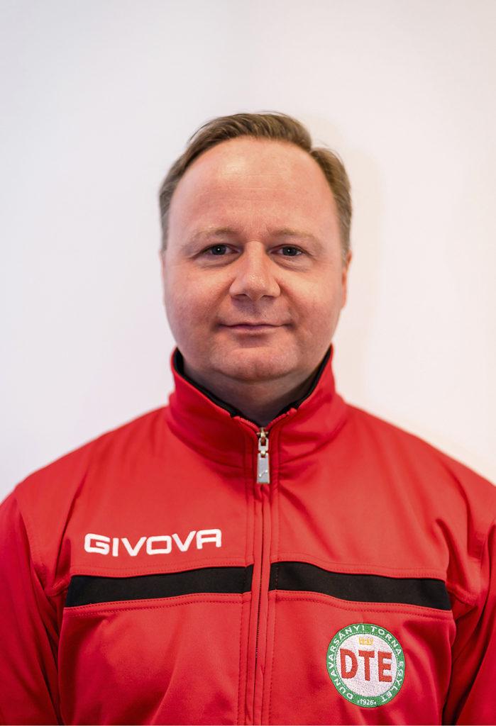 Dr. Szilvay Balázs, elnök